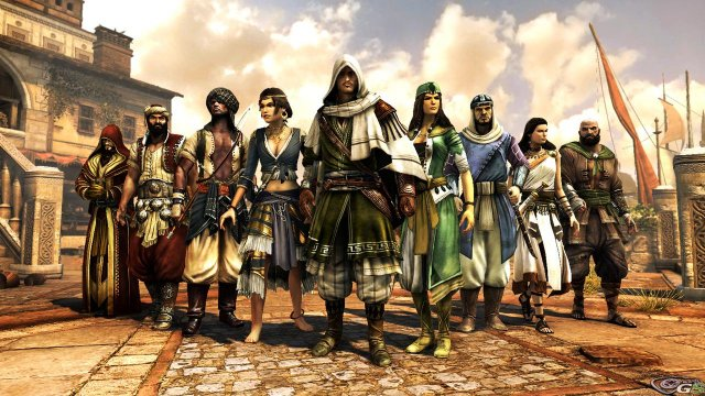 Assassin's Creed: Revelations immagine 45364