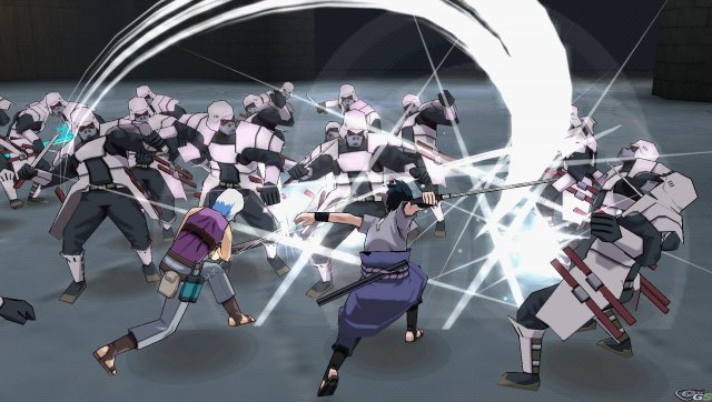 Naruto Shippuden: Ultimate Ninja Impact immagine 42086