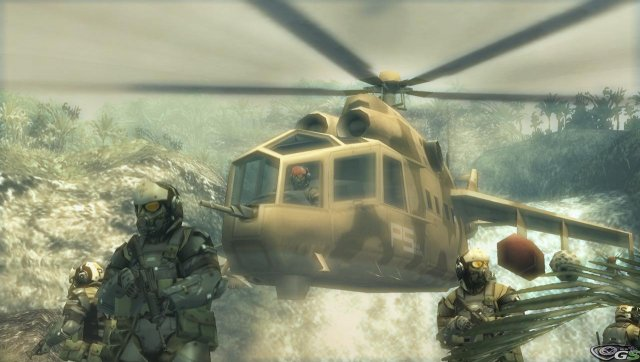 Metal Gear Solid HD collection - Immagine 41842