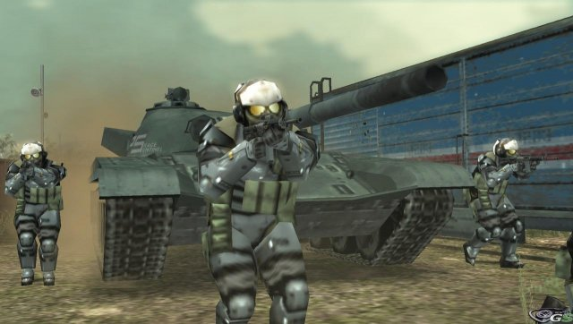 Metal Gear Solid HD collection - Immagine 41844