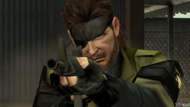 Metal Gear Solid HD collection - Immagine 41848