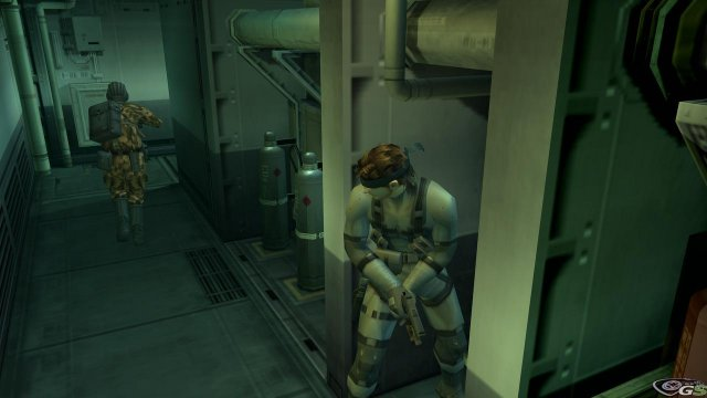 Metal Gear Solid HD collection - Immagine 41850