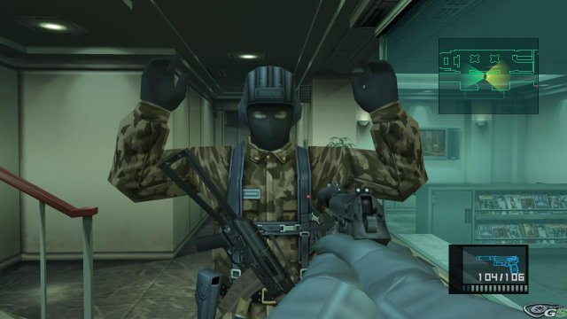 Metal Gear Solid HD collection - Immagine 45064