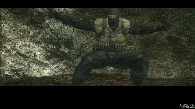 Metal Gear Solid HD collection immagine 45079