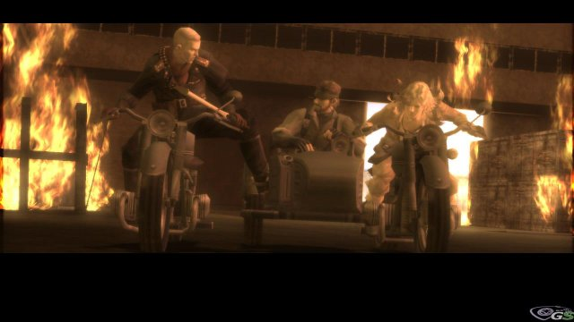 Metal Gear Solid HD collection immagine 45085