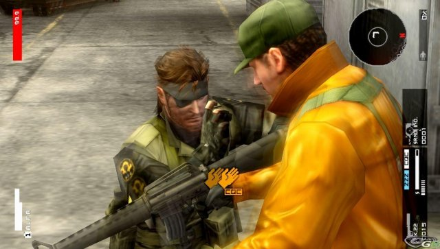 Metal Gear Solid HD collection immagine 45106