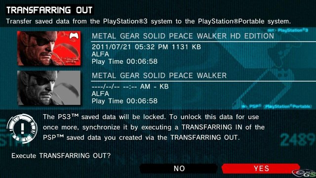 Metal Gear Solid HD collection immagine 45109