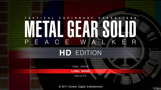 Metal Gear Solid HD collection immagine 45110