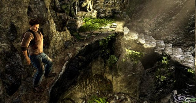 Uncharted: Golden Abyss immagine 50859