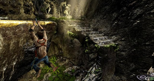 Uncharted: Golden Abyss immagine 50860