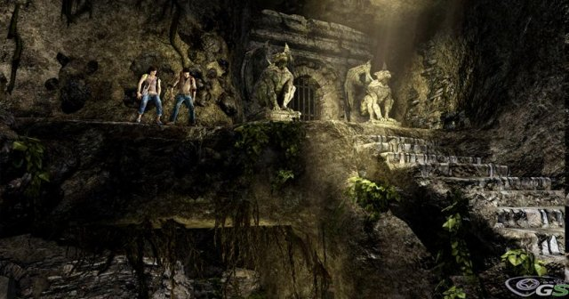 Uncharted: Golden Abyss immagine 50862