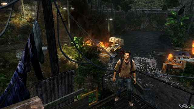 Uncharted: Golden Abyss immagine 50381