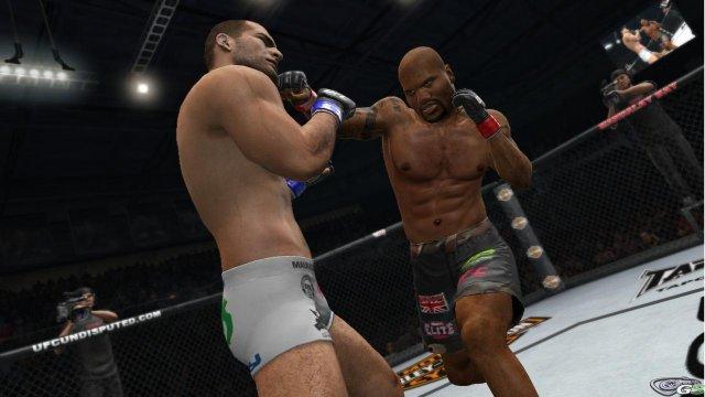 UFC Undisputed 3 immagine 48541