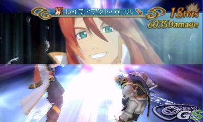 Tales of the Abyss 3D immagine 42119
