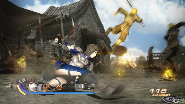 Dynasty Warriors 7 Xtreme Legends immagine 44186