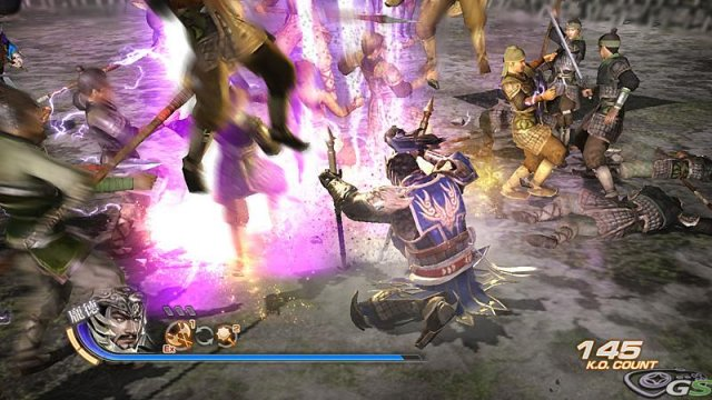 Dynasty Warriors 7 Xtreme Legends immagine 44188