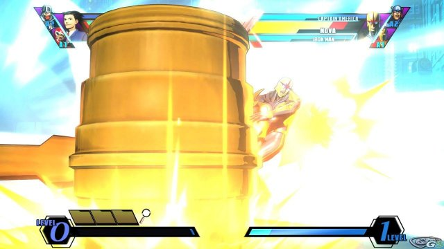 Ultimate Marvel vs Capcom 3 - Immagine 48292