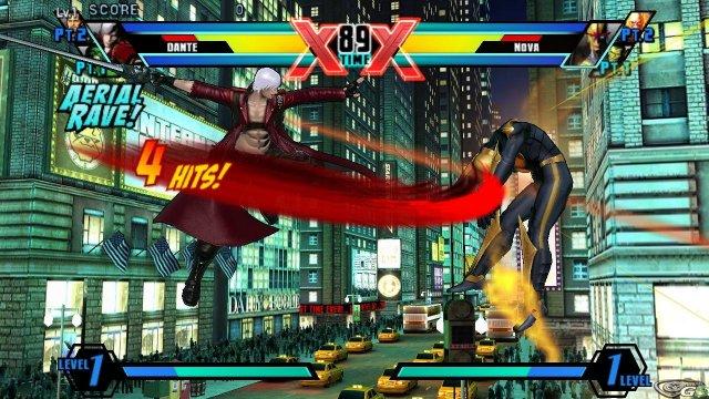 Ultimate Marvel vs Capcom 3 - Immagine 51738