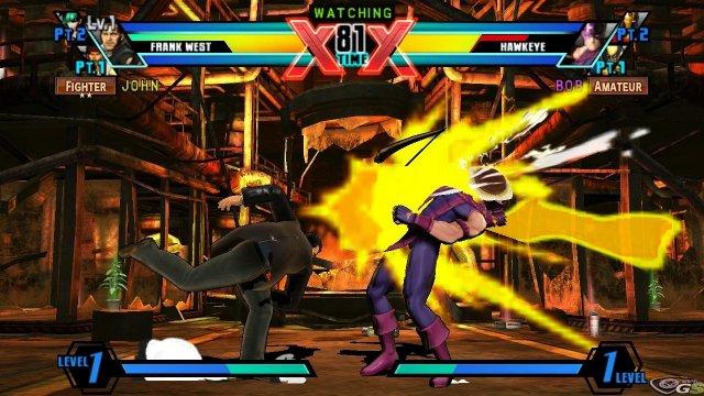 Ultimate Marvel vs Capcom 3 immagine 51744