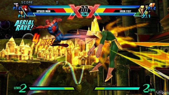 Ultimate Marvel vs Capcom 3 immagine 51745