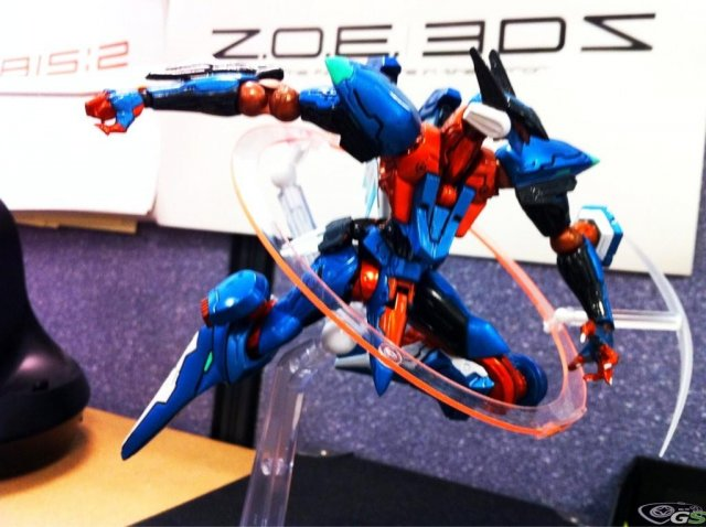 Zone of the Enders 3DS immagine 44903