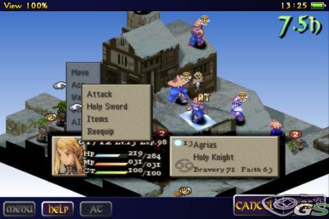 Final Fantasy Tactics: War Of The Lions immagine 45777