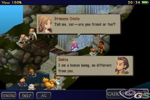 Final Fantasy Tactics: War Of The Lions immagine 45779