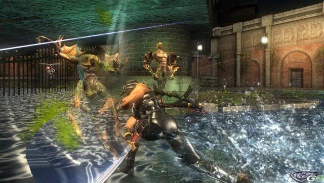 Ninja Gaiden Sigma immagine 55456
