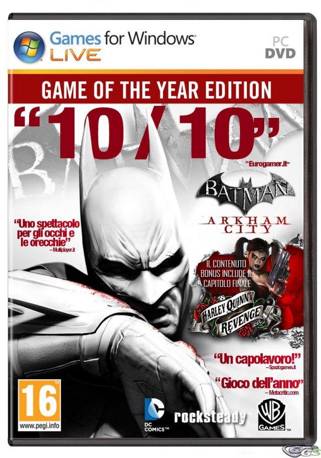 Batman: Arkham City immagine 65060