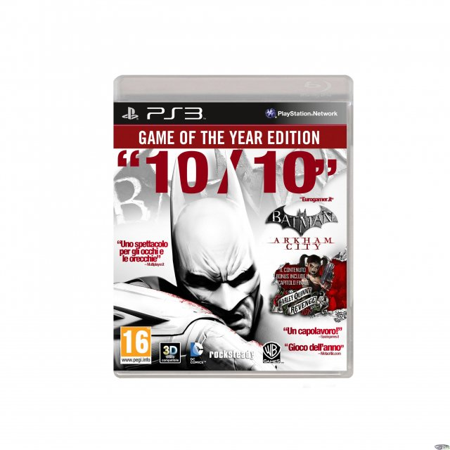 Batman: Arkham City immagine 65061