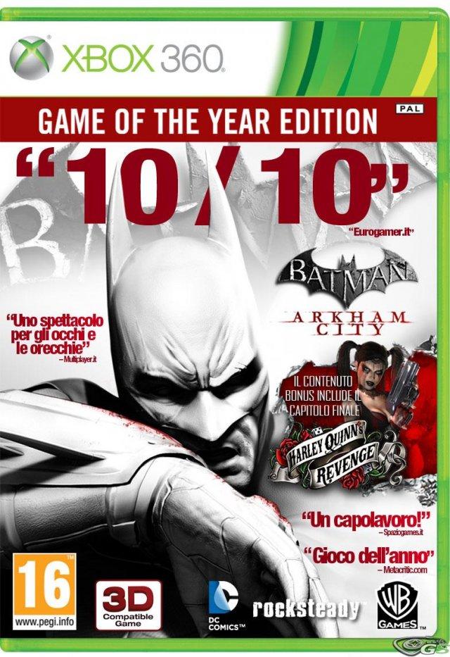 Batman: Arkham City immagine 65062