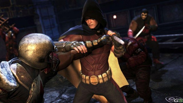 Batman: Arkham City immagine 57893