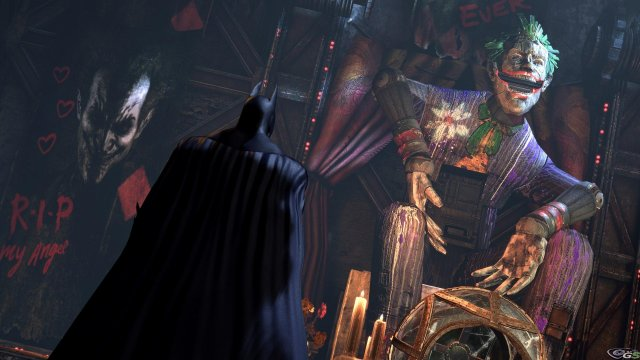 Batman: Arkham City immagine 58680