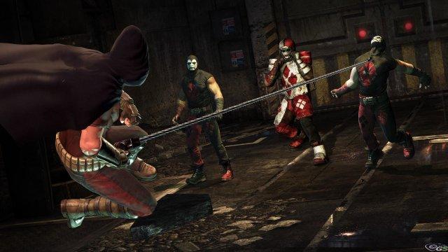 Batman: Arkham City immagine 58686