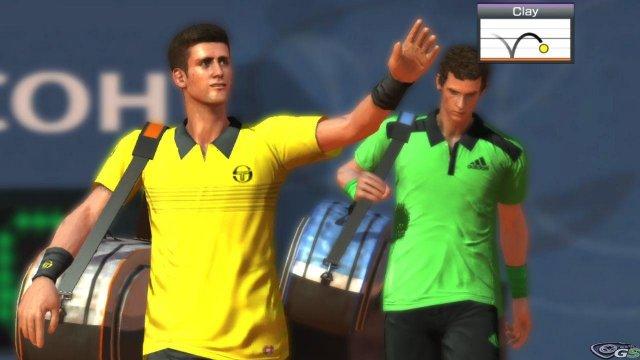 Virtua Tennis 4 immagine 55465