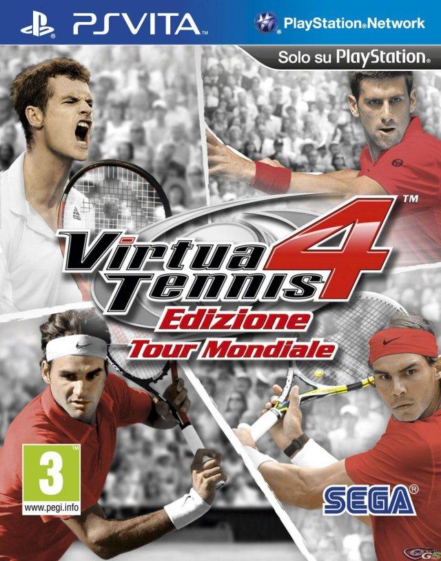 Virtua Tennis 4 immagine 55467