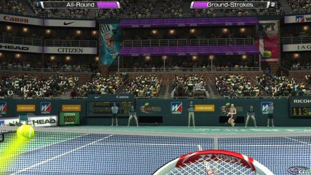 Virtua Tennis 4 immagine 55469