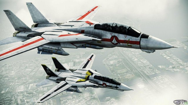 Ace Combat Assault Horizon immagine 56419