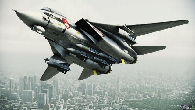Ace Combat Assault Horizon immagine 56423
