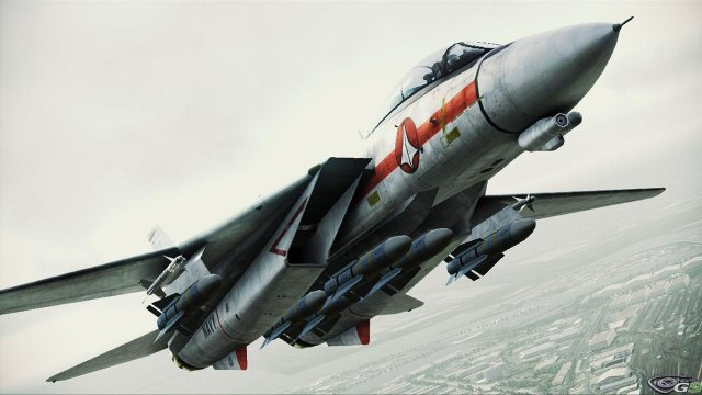 Ace Combat Assault Horizon immagine 56429