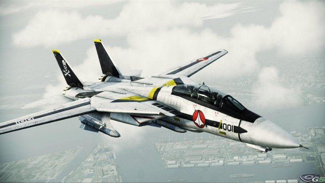 Ace Combat Assault Horizon immagine 56431