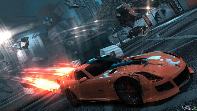 Ridge Racer Unbounded - Immagine 56529