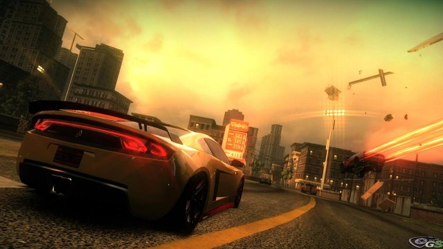 Ridge Racer Unbounded - Immagine 56544