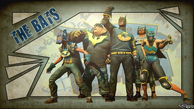 Gotham City Impostors - Immagine 54507