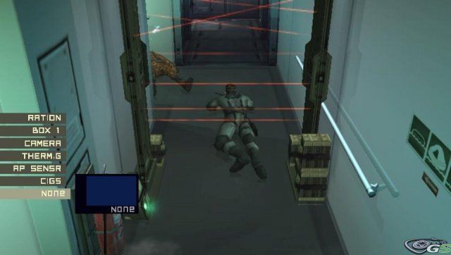 Metal Gear Solid HD collection - Immagine 57607