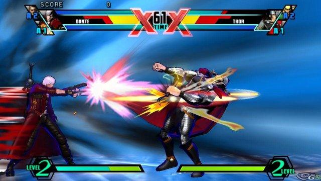 Ultimate Marvel vs Capcom 3 immagine 55461