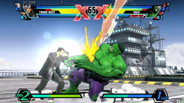 Ultimate Marvel vs Capcom 3 immagine 55462