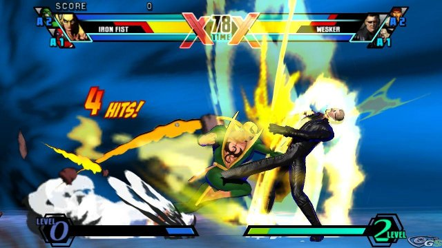 Ultimate Marvel vs Capcom 3 immagine 55463