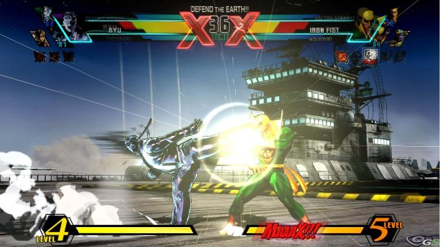 Ultimate Marvel vs Capcom 3 - Immagine 52696