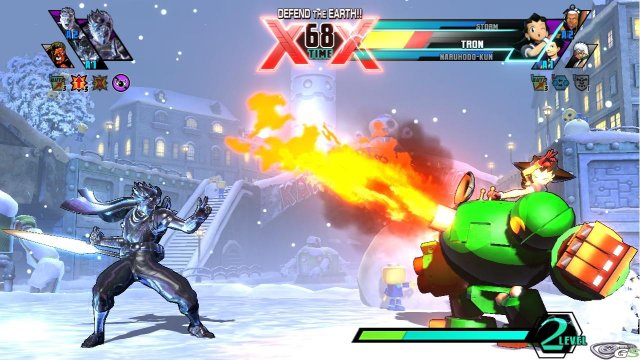 Ultimate Marvel vs Capcom 3 - Immagine 52698